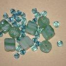 Green Bliss Bead Set