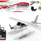 4 Channel Remote Control Airplane R/C Ready To Fly RTF RCP00001