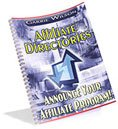 Affiliate Directories: Announce Your Affiliate Program