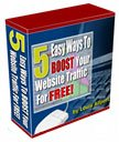 5 Easy Ways to Boost Your Website Traffic for Free
