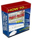 How to Create Profit Pulling Toolbars for Free