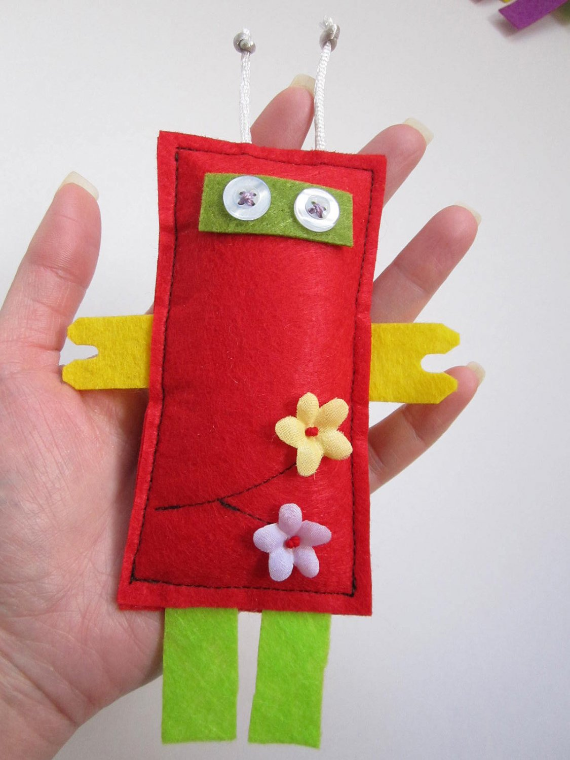 Rexana HANDMADE ROBOTS- UNIQUE ONE OF A KIND