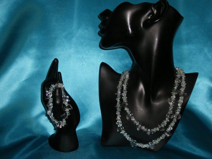Clear Glass Bead Set