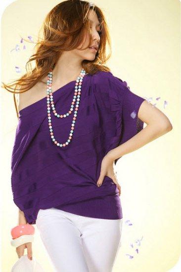 Violet Passion Blouse