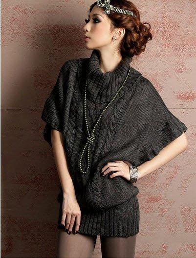 Black Pearl Sweater