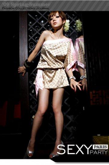 Sexy Satin Party Dress