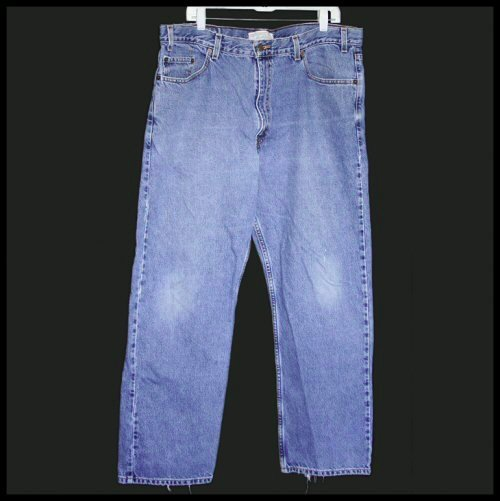LEVI STRAUSS SIGNATURE Big Men's Levi's Jeans Size 40x30 (40/30)