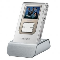 Samsung 20GB Color Screen Mp3 Player