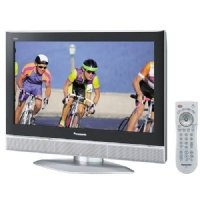 "Panasonic 19"" Diagonal Widescreen LCD TV"