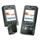 "Nokia 3250 ""Black Twister"" Cell Phone"