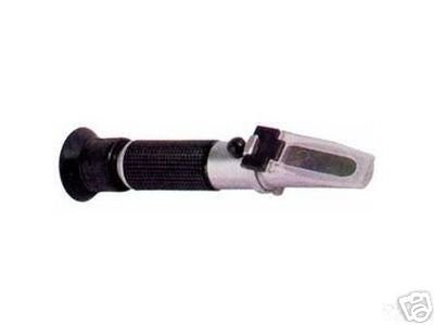 $34.99 Brine Salinity Refractometer 0-28% Pickling, De-Icing, Oilfield Hard Case