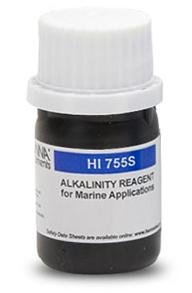 $9.99 Hanna HI 755-26 Checker Alkalinity Reagent - (25) Tests - FREE S&H!