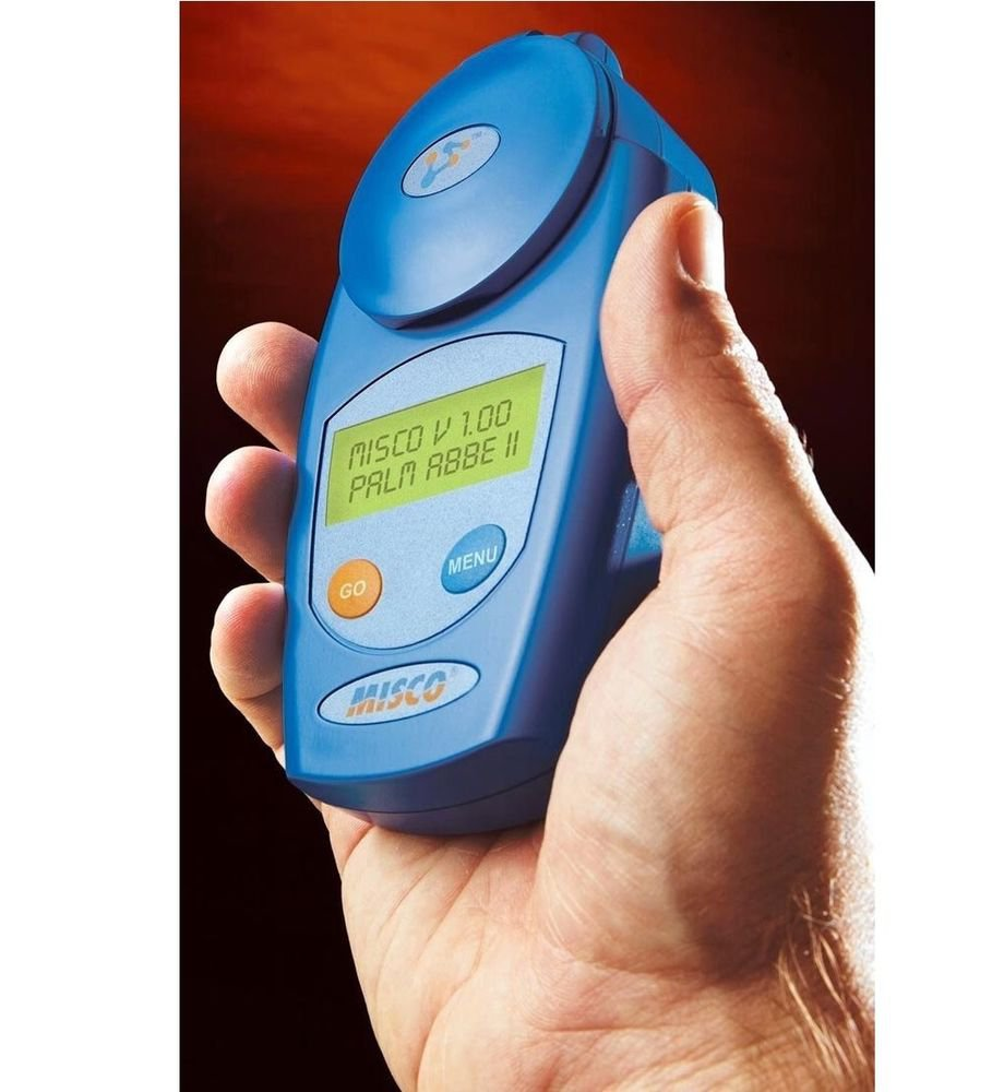 $445.00 Colostrum and Blood Plasma Protein - MISCO DD-2 Refractometer - NO ARMOR JACKET