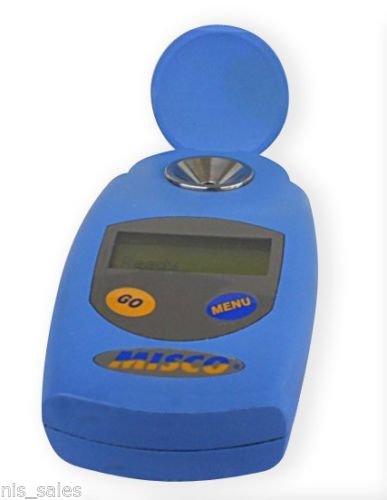 $455.99 MISCO BKPR-2 Palm Abbe Digital Handheld Refractometer, Honey Scales, % Solids, M