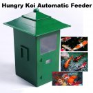 $149.99 Hungry Koi Automatic Koi Fish Pond Feeder, Large Capacity FREE S&H!