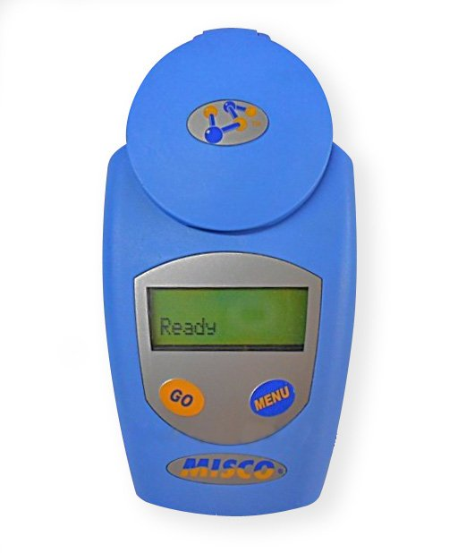 $409.99 Misco Palm Abbe PA202 0-85% Brix & Refractive Index Digital Refractometer Alpha