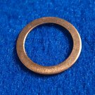 "Copper Washers - 5/8"" ID x 7/8"" OD 12 Pieces               CW5/8"""