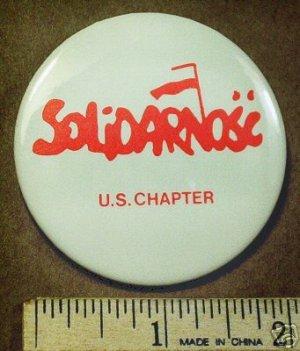 PIN, LABOR UNION - POLISH AMERICAN SOLIDARITY