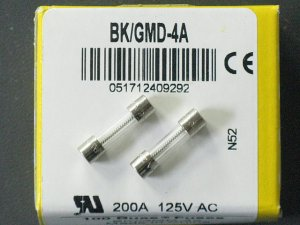 HARDWARE, FUSE - NEW 250v 4a Slow Blow 5 x 20mm x 100 Pieces