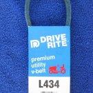 X-Tra Duty L434 Heat Resistant 1/2 x 34 Inch V Drive Belt
