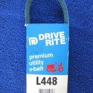 X-Tra Duty L448 Heat Resistant 1/2 x 48 Inch V Drive Belt