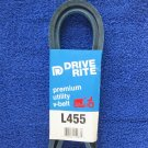 X-Tra Duty L455 Heat Resistant 1/2 x 55 Inch V Drive Belt