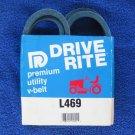X-Tra Duty L469 Heat Resistant 1/2 x 69 Inch V Drive Belt