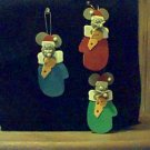 Mice Ornament