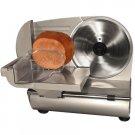 "Heavy Duty 9"" Food Slicer CE Approved Model: 61-0901-W"