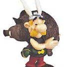 Asterix carrying Boar PVC Figure (New)