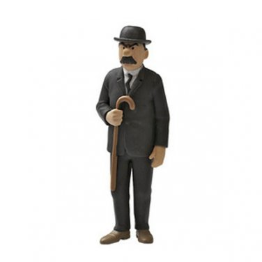 TINTIN, SCHULTZE ACTION FIGURE, FIGURINE (NEW)
