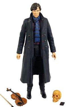 "Sherlock Benedict Cumberbatch Action Figure Sherlock 5.2"", 13 cm"