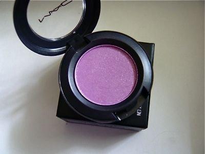 MAC Eyeshadow in Creme de Violet