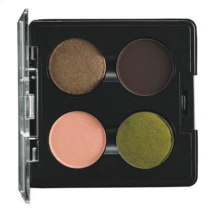 MAC Eyeshadows in Tempting Eye Quad