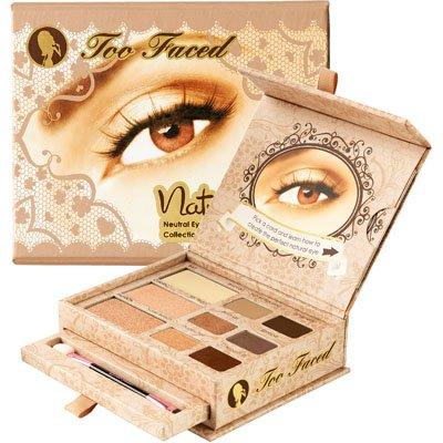 Too Faced Natural Eye Kit