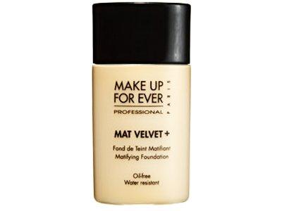 Make Up For Ever Mat Velvet + No. 25
