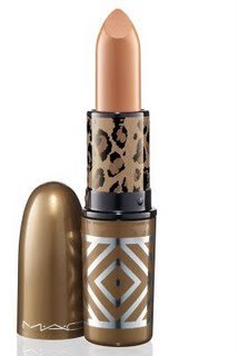 MAC Lipstick in Sunsational