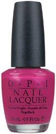 OPI Nail Polish in Flashbulb Fuchsia