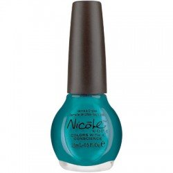 Nicole by OPI in Blue Lace