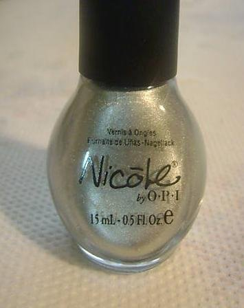 Nicole by OPI in Positive Energy
