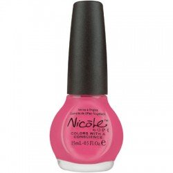 Nicole by OPI in City-Pretty Rose