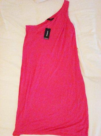 Express One-Shoulder Dress (Size XS)