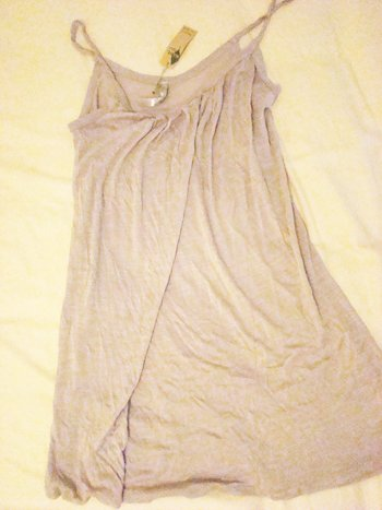 Mint Fashion Wrinkle Dress (Size S)