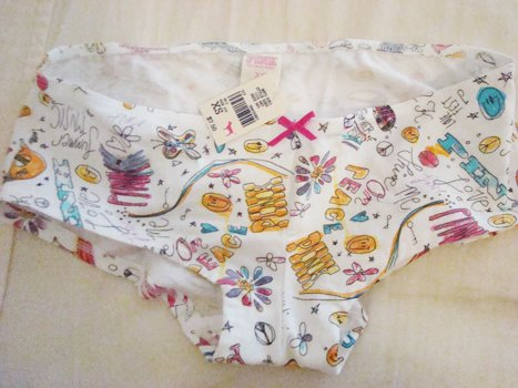 Victoria's Secret Underwear 0021 (Size: XS)