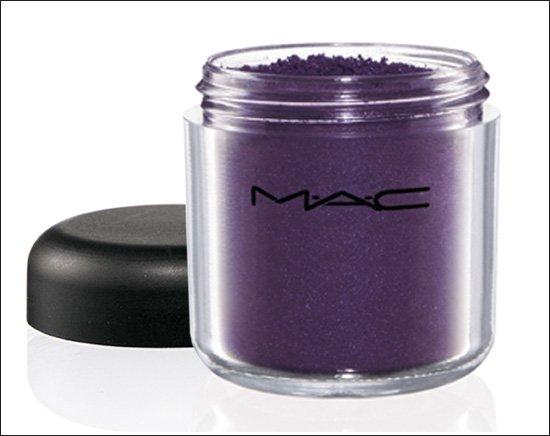 MAC Pigment in Push the Edge