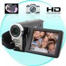 HD Camcorder - DV Camera w/ 3x Optical Zoom and 2 SD Card Slots [CVGT-DV23]