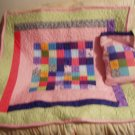 baby blanket, and tote bag