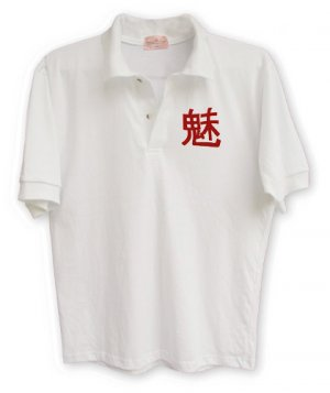 Red Attraction Polo Tee