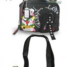 ED HARDY 100% Original Tess Medium Tote - Black