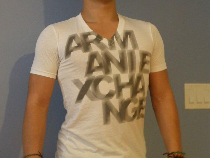 Camisetas Armani Exchange